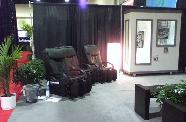 Attention Show Organizers and Booth Designers. We have what you're looking for.